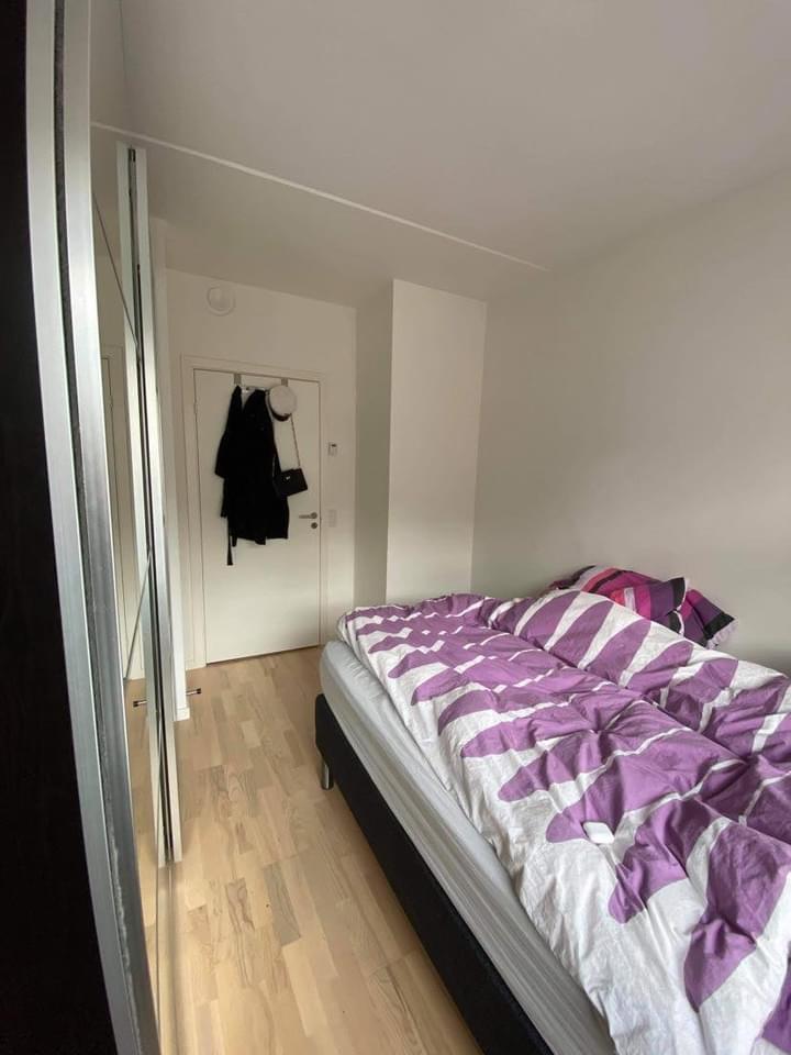 Skønt og lyst værelse i bofællesskab i Valby