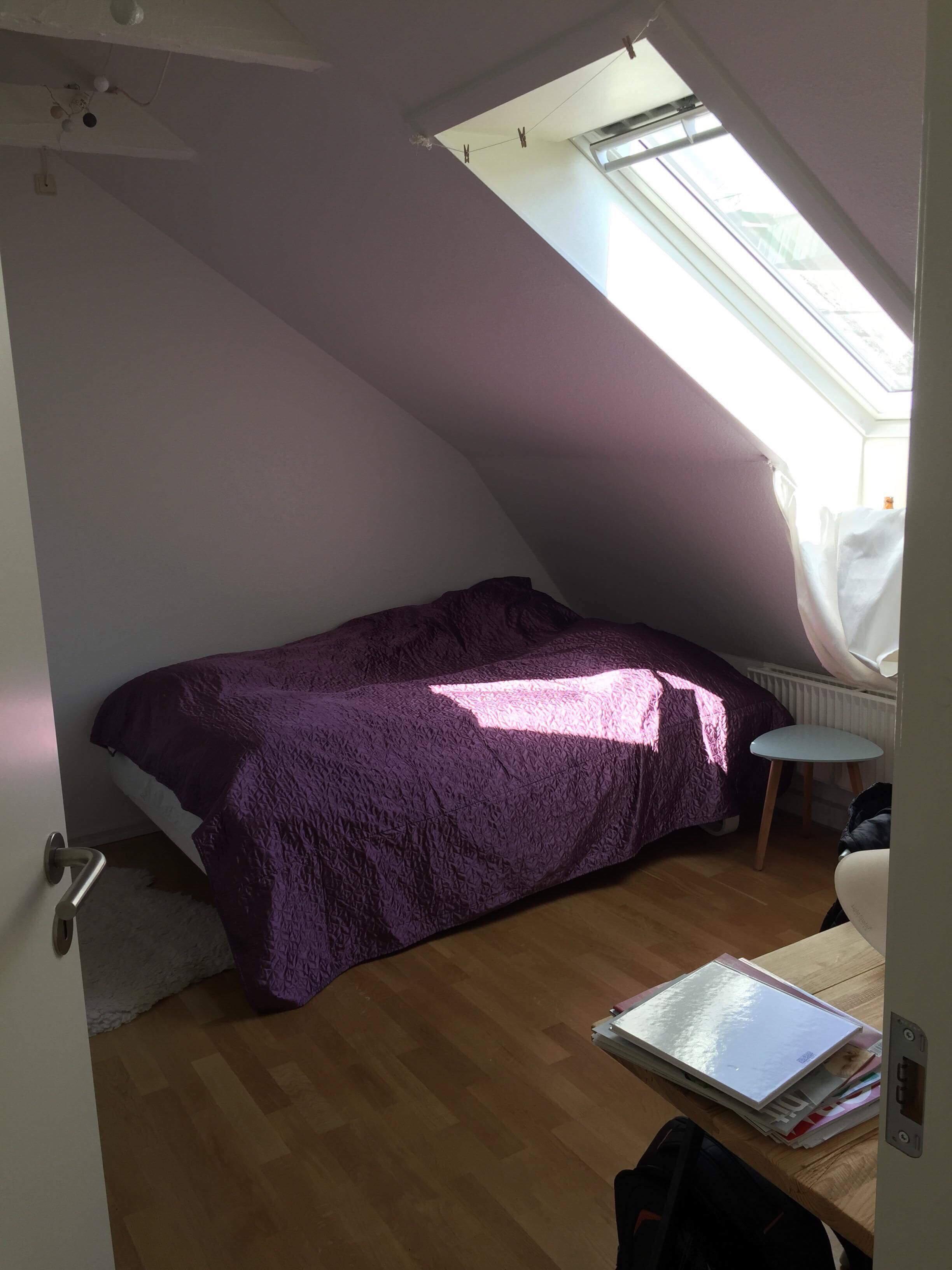Roomie søges til lejlighed lige bag Magasin, Odense C