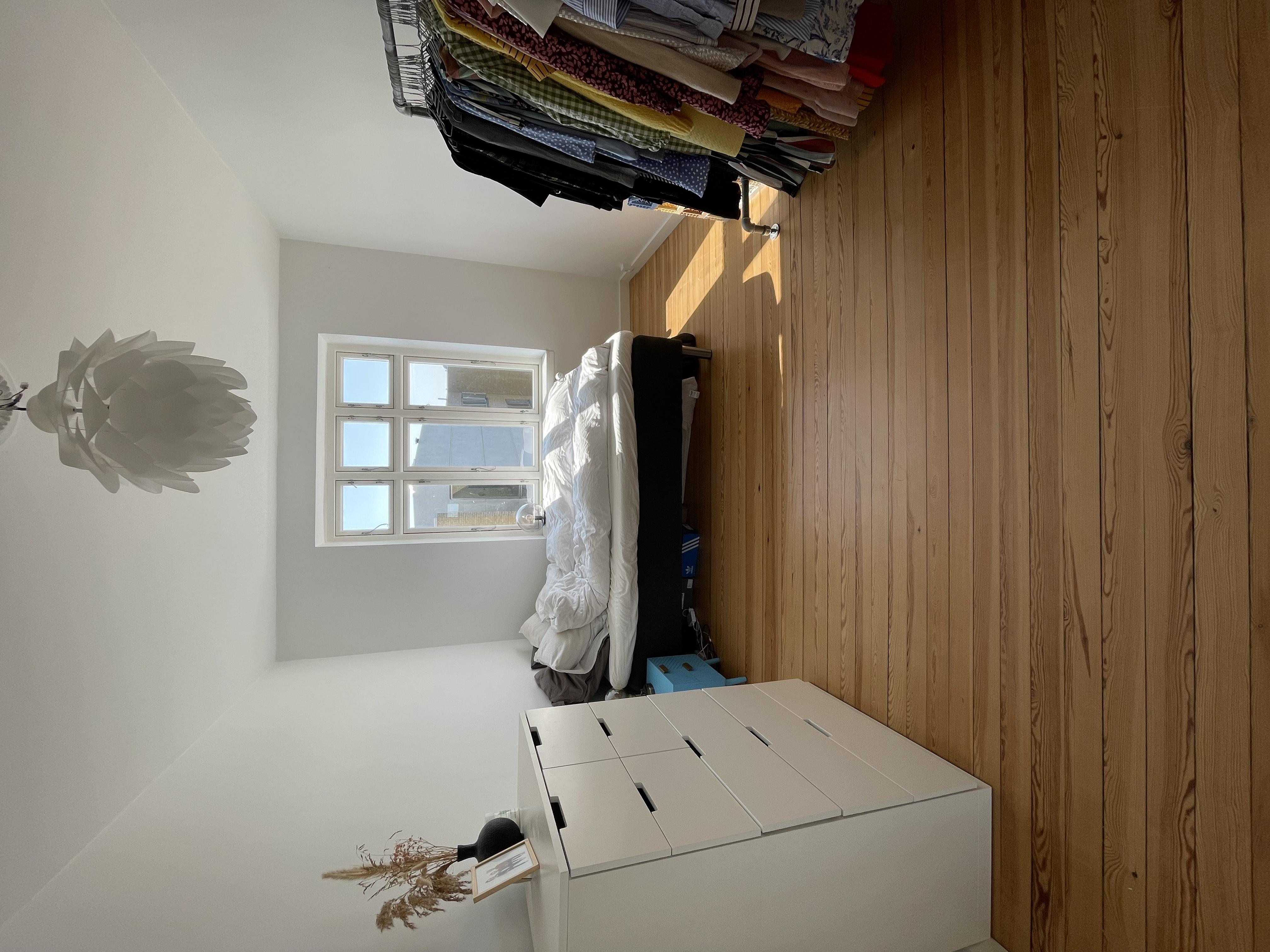 1 værelse - Nær Nørreport Aarhus