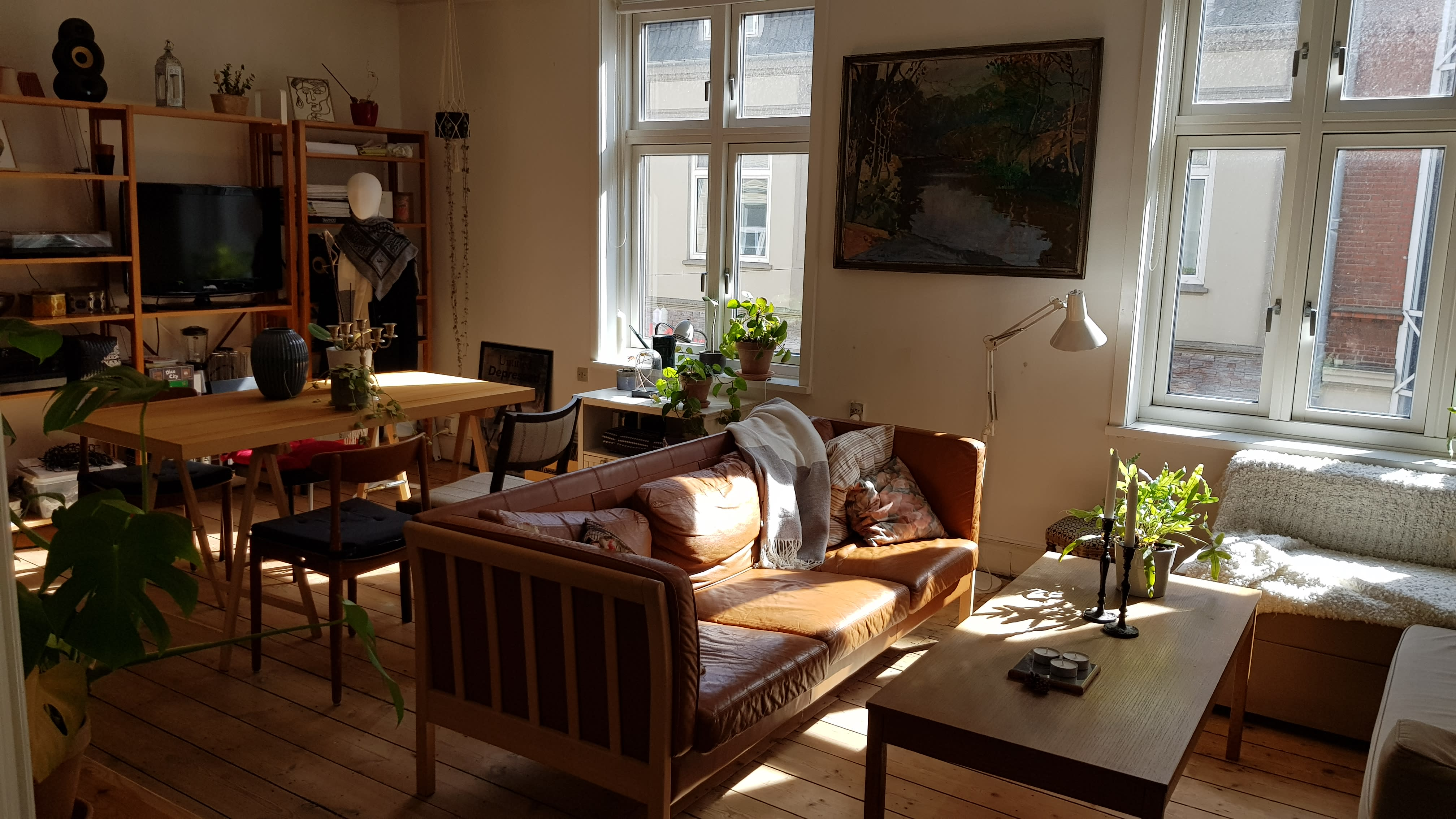 Lovely room in the center of Kolding
