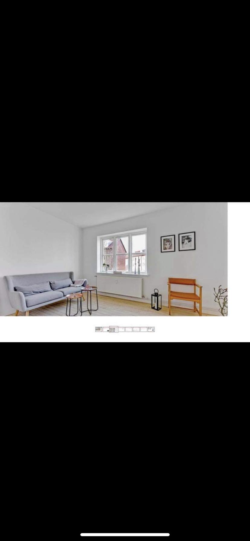 2,5 værelses lejlighed - Aarhus C
