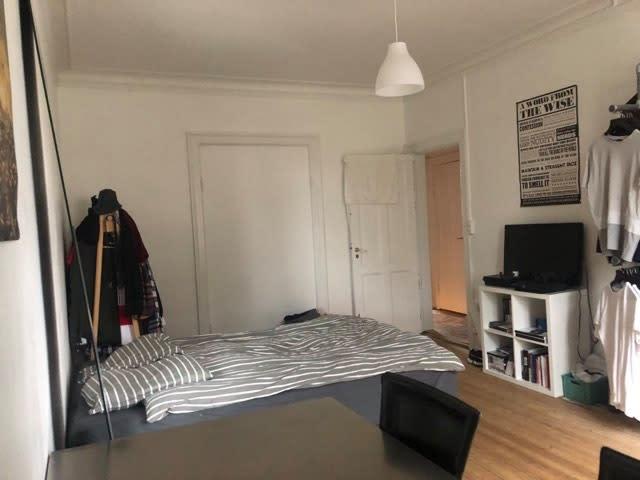 20m2 værelse til leje i Roskilde centrum