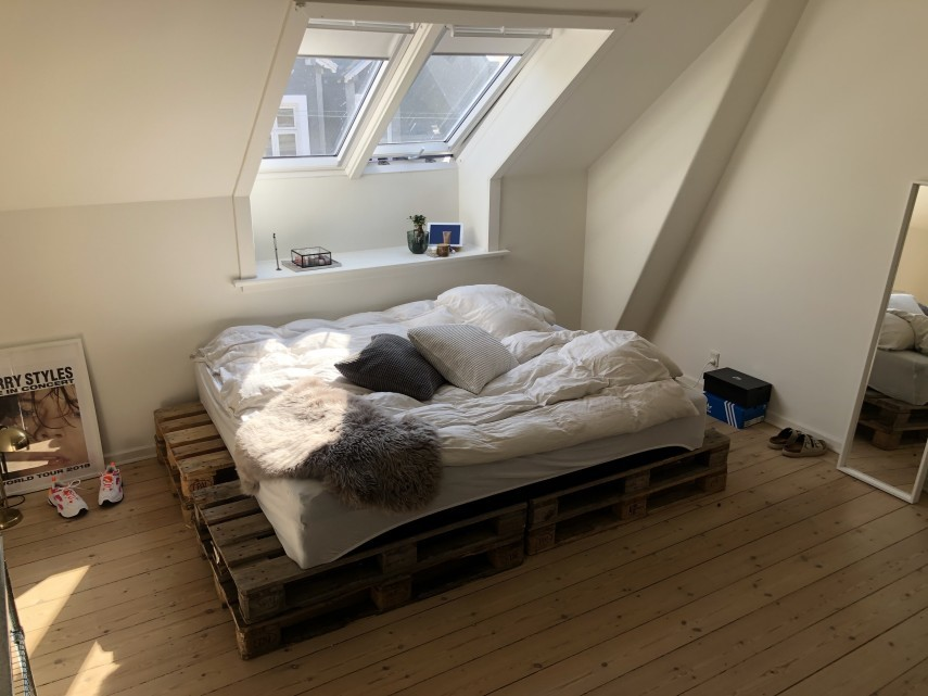 2 rooms in the heart of Odense
