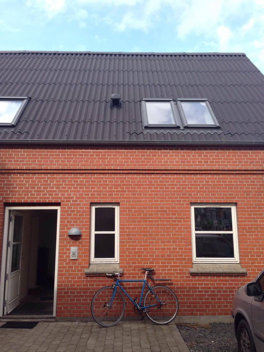 Søger roomie til min fine lejlighed i Odense :)