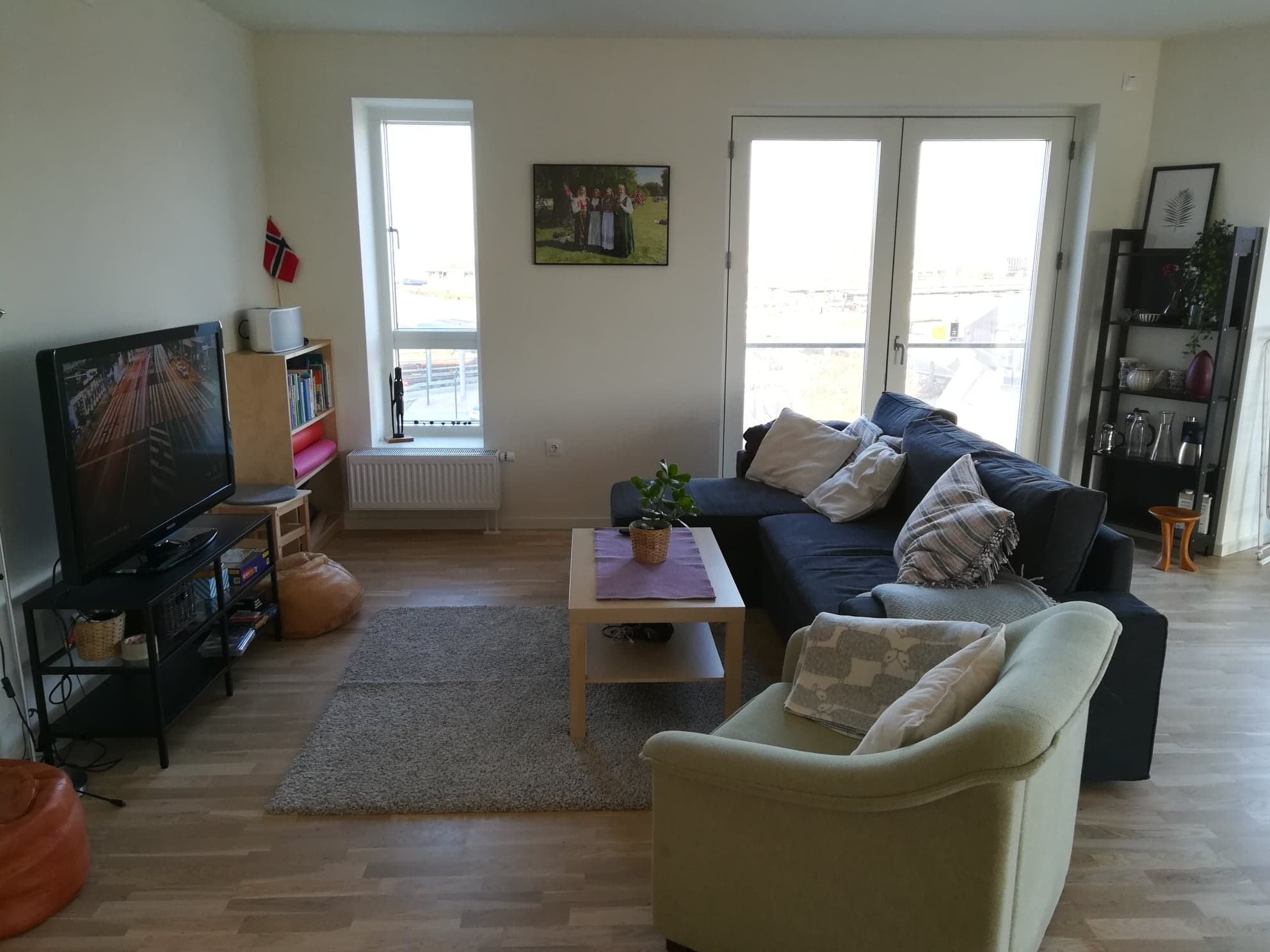 6-7 måneders fremleje av deilig værelse i Odense C! :) / 6-7 months sublet of lovely room in Odense C! :)