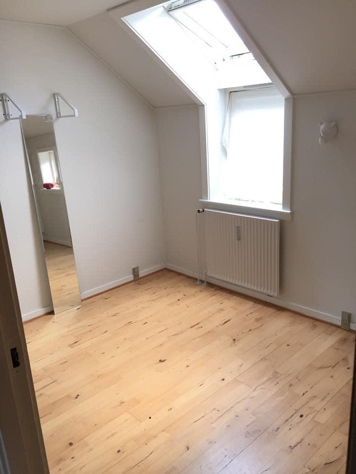 Billigt, lille værelse