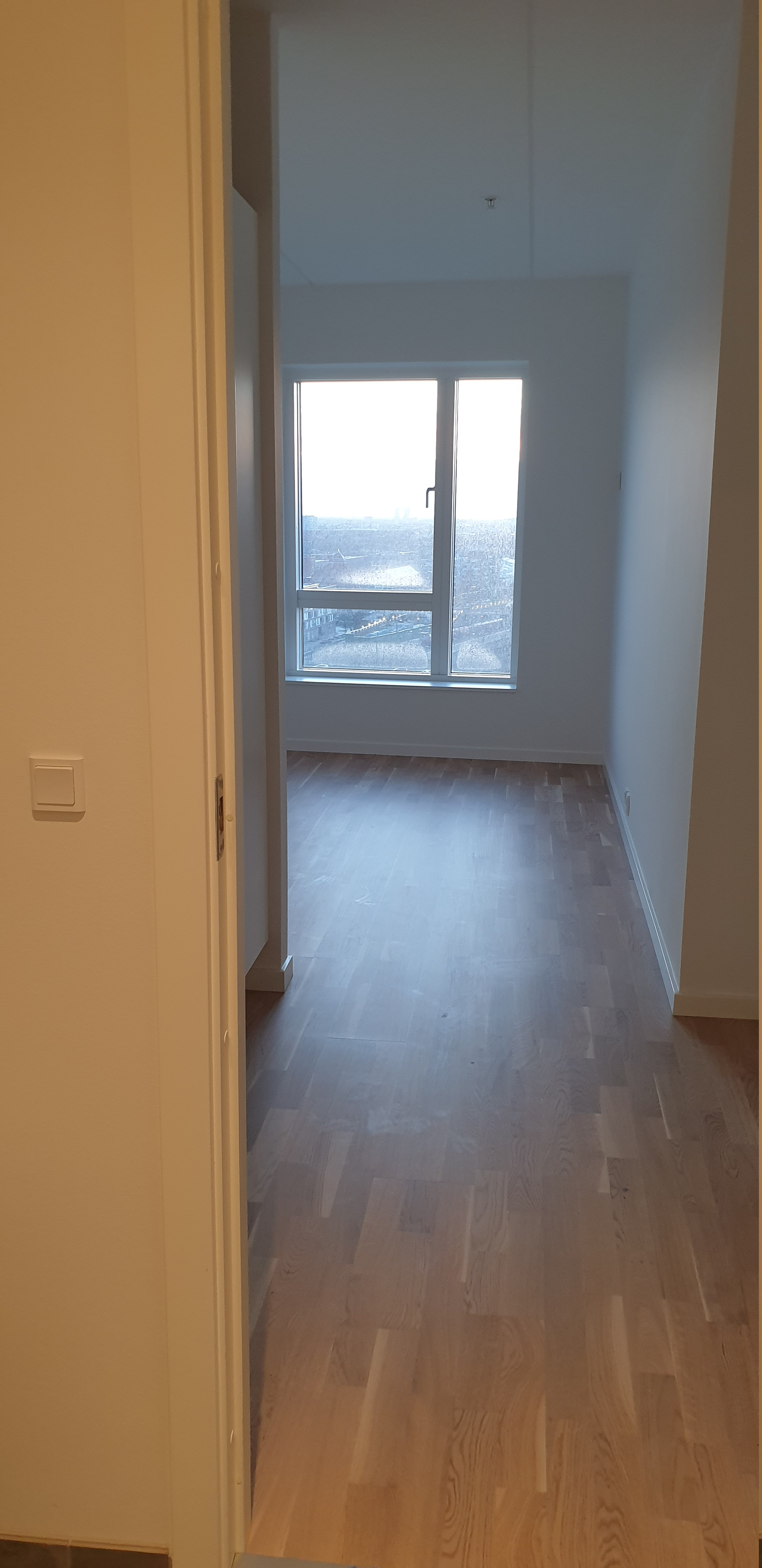 20 qm master bed room med eget privat badeværelse