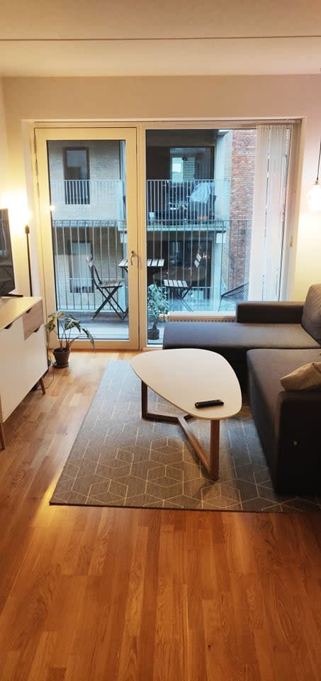 Roomie søges til dele-lejlighed centralt i Århus